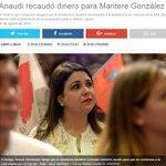 Anaudi Recaudó Dinero para Maritere González #CasoAnaudi #CorrupcionPPD https://t.co/8NOL5zg9KM https://t.co/jdaVcOSTWP