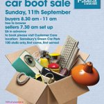 Bag a bargain at Crystal Peaks Car Boot and raise funds for us https://t.co/ye6paxuepj #sheffieldissuper #Sheffield https://t.co/HXABAePGoC