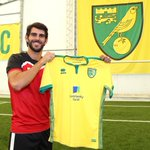 Done deal! #ncfc  City sign Nelson Oliveira from @SLBenfica. Full story: https://t.co/S7gQGhPo70 https://t.co/626AGDEgja