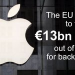 Ireland should recover up to 13bn euros from Apple in back taxes, European Commission rules https://t.co/Nb8W6kUQrc https://t.co/hQ1BZkSGRQ