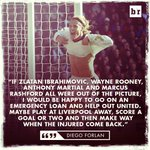 Diego Forlan is still Manchester United through and through 😂 https://t.co/650QiBpbsj