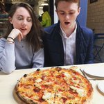 our goal is to get that look on peoples faces!😮💙🍕#picoftheday #edinburgh #pizzagasm #foodporn #pizza #weRdough https://t.co/ccSLvu2PGj
