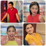 Perfect  Combination Love ➕ You and Me😍 Yellow and Red is Perfect 💛❤️ GV always ADN☺️  #ALDUBWaitingForYES  BTS © https://t.co/TENLawU51d