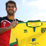 Introducing our new #9!   Heres our Nelson Oliveira profile: https://t.co/m1ne9rWGlq #ncfc https://t.co/bjkehDWv4X
