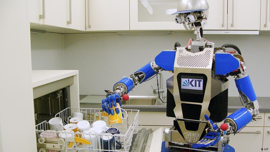 Создание робота