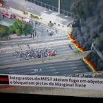 A @GloboNews agride a verdade, tratando bandidos marginais como manifestantes. Presta-lhes, assim, vassalagem moral. https://t.co/sYizC2Mh9s