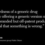 Mylan, the maker of the EpiPen, has introduced a generic version of its own product https://t.co/4tlxJLDJ4w https://t.co/Anl0te6Wz2