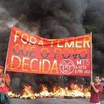 Em dia de impeachment de @dilmabr, MTST promove protestos com barricadas de fogo em Marginais e rodovias de SP https://t.co/G2ba4IVcdW