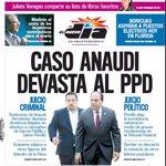 Anaudi reveló ayer recaudaciones ilegales para AGP/Perelló, venta de influencias, favores políticos y lavado de $$$. https://t.co/tw7stUZDHb