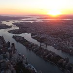 From @wcbs880 #Chopper880: #EastRiver sunrise; 08.30.16; #NYC; #Canon; #PowerShotG3X; #Adorama https://t.co/yIUDLOaXN6