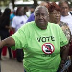 With the Voter Protection Act gutted, civil rights groups are battling voter suppression https://t.co/RlRUw0ucS3 https://t.co/yWKKU0HWUe