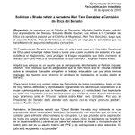 Migdalia Padilla: Solicitan a Bhatia referir a senadora Mari Tere González a Comisión de Ética del Senado https://t.co/Hlj2xGSqrF