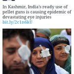 Sir @KenRoth uve used pics frm a protest by docs & paramedics to claim its pellet injuries of civilians in Kashmir ? https://t.co/gAanpiPN6F