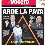 Socio de Pabón Roca, Irving Faccio, creó pirámide de recaudaciones ilegales para el Gobernador y Perelló. https://t.co/WIPKcF21Wk