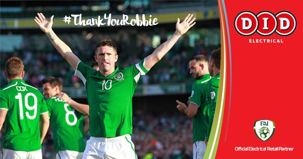 Win tickets to Ireland v Oman tomorrow night! Simply RT & tell us your fav Robbie moment! #ThankYouRobbie #giveaway https://t.co/YtpOq7jBBU