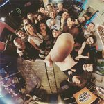 Foto maravilhosa de toda equipe ontem, no Studio Vip! #MPN #CHUVADEARROZ https://t.co/4MaTnLXtso