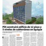 @mop_chile construirá en #Iquique edif. @PDI_Tarapaca @PDI_CHILE con recursos @Gore_Tarapaca https://t.co/hGRdEn1CeJ https://t.co/4YLrsswiuV