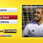 BREAKING: Barcelona sign striker Paco Alcacer from Valencia on five-year-contract for £27.3m #SSNHQ https://t.co/fEkl4yJalU