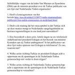 Vragen @D66 over onacceptabele inmenging van Turkije. #gulenlijst https://t.co/2uCBdDkMpn