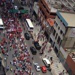 Poca afluencia en la marcha oficialista que apoya al presidente Maduro https://t.co/F3OwZSOMEG https://t.co/dqCQi0vK0y