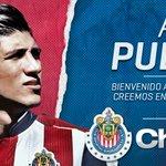 👏😁 ¡Bienvenido, @puliidooo! A darlo todo por los ChivaHermanos y la Rojiblanca. 🔴⚪🔵 #UnidosSomosCA3RONES👊 https://t.co/f1z7nabudn
