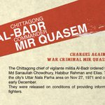Charges in which #MirQuasem has been conclusively convicted: Abduction and torture of Habib, Elias and Sanaullah https://t.co/F3UzVOU9lo