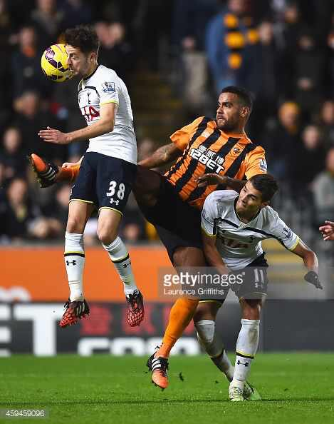 Big welcome to @RyanMason, no more kicks up the Arse now we are team mates again