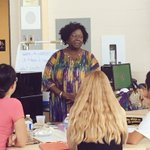 Honoured to have @JeanAugustine07 share her story of service, activism, and leadership with staff. #JASSLearns https://t.co/vVzEZ8vv7N