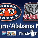 #RollTide or #WarEagle? Show your spirit Thursday with Auburn/Alabama Night pres by @TheFoxMontg and @I92CountryWLWI https://t.co/QQ0IFuakge