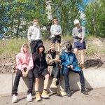 🛳 아미들도 #방탄소년단 과 함께한 즐거운 여행이 되었길 바라며...   -BTS BON VOYAGE 끝- https://t.co/QSDHTDhigH