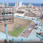 #Tarapacá: Así fue el inicio de la demolición del estadio Tierra de Campeones de Iquique https://t.co/hYqSeZth2m https://t.co/KMNts0Pe0W