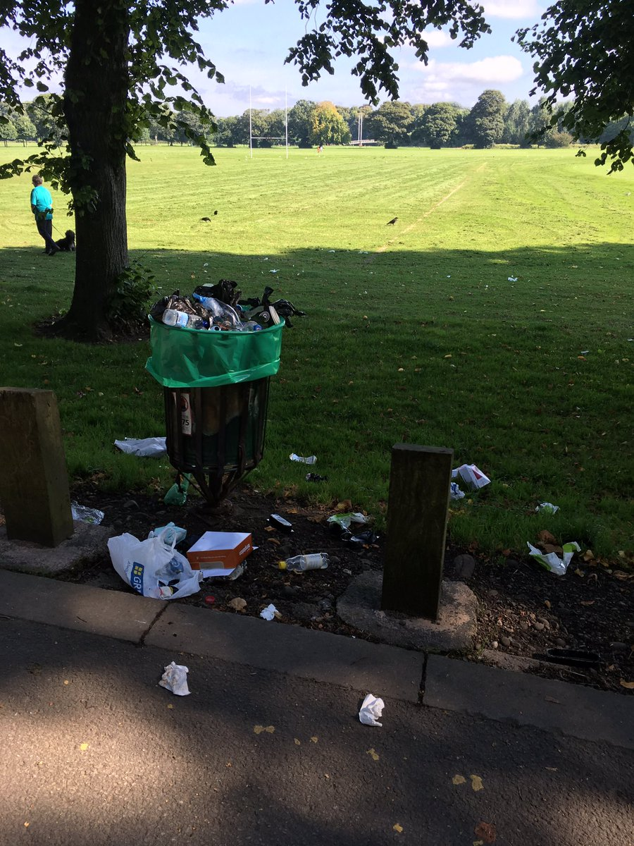 Nappies, dog mess, food.....please do something about this @cardiffcouncil #pontcannafields #litter #publichealth https://t.co/XwLbPIJpgJ