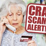 The CRA does not call demanding payment via iTunes cards, money nor threaten arrest #itsascam #stopfraud https://t.co/sItB105z2y