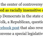 "LePage a litmus test for whether your publication will *ever* describe ANYTHING as ""racist"". https://t.co/IxRaZehWw7 https://t.co/5RHo6DeTXn"