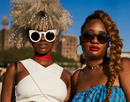 refinery29 @refinery29: See all the Afropunk outfits that slayed: https://t.co/BQfqMiVEdm https://t.co/hyY0Ei2dGK