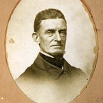 Heres  John Brown as he would have looked during the Battle of Osawatomie, which happened on this day in 1856. https://t.co/yfBGm7gMVS