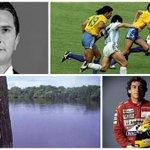 Collor presidente e Senna campeão: como era o mundo quando @realwbonner e Fátima se casaram https://t.co/Lmv0wLlnjy https://t.co/exOmJfjduO