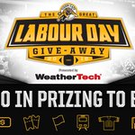 $10k in prizes to be won in Great Labour Day Giveaway presented by @weathertechca! ENTER > https://t.co/fDM3hKk3IR https://t.co/pIOQKvsQ6W