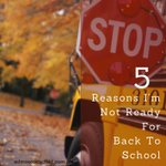 5 Reasons Im Not Ready for #BacktoSchool https://t.co/5OM6qdt4Pp #yegkids https://t.co/ncybb2cDZ9