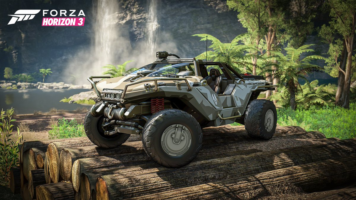 #ForzaHorizon3 has GONE GOLD! In celebration see what we've added to the car list ;) https://t.co/f7c0N3GbIH https://t.co/2eoyIFTa9T