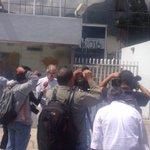 Medios internacionales (@NTN24 @CNNEE @UniNoticias) solidarios con @ElNacionalWeb #ENnosecalla #YoestoyconEN https://t.co/1vjP2Rgm9U