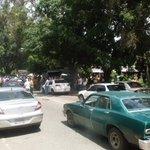 #29Ago @ReporteYa @DiarioAvanceWeb @laregionweb 11:10 protesta a las puertas del mercado municipal de Los Teques https://t.co/Qh2Um7TbLI