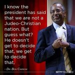 #DrBenCarson Is A Brilliant and Godly Man Who Cant be Called Racist in His Valid Criticism of #RaceBaitingObama. https://t.co/60iSZ51csa