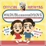 🐥 #ALDUBLessonsOfLOVE Oh no!, the Duhrizz-Pepito wedding was put off.  And yet: MAINE & ALDENs love shall NOT fail! https://t.co/8xX6Ujs6N1