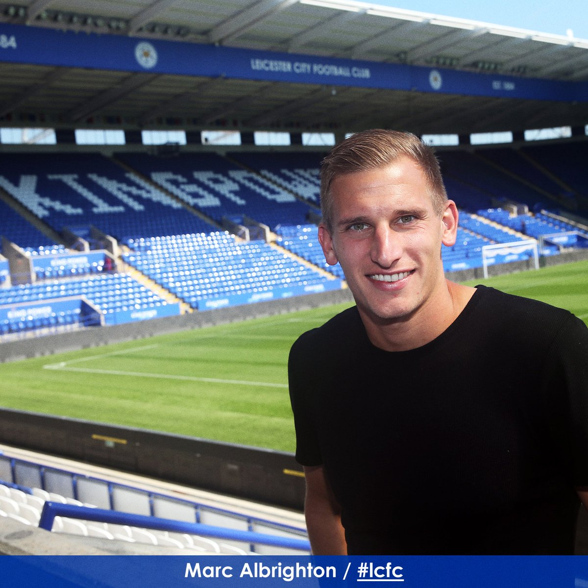 Marc Albrighton pens fresh Leicester City deal