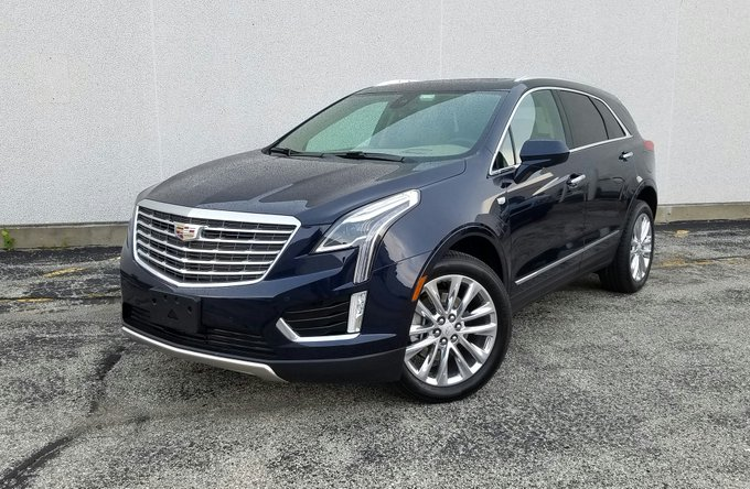 Consumer Guide Auto @CGAutomotive: RT @DBell72333786: Checking out the new @Cadillac XT5 this week... @cgautomotive https://t.co/krChWOIILr