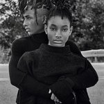 Too dope! Jaden and Willow for Interview 🔑 https://t.co/YChbRBUKrm