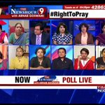 Sabarimala issue has nothing to do with womens rights:Smita Menon,Publicist & #ReadyToWait campaigner #RightToPray https://t.co/3jEzPm15Gh