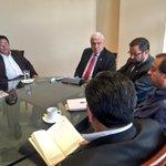 Dialogamos con representantes de la Unión de Taxistas del Azuay. https://t.co/nYDEYCZIeY