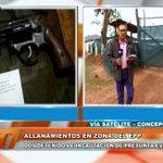 Dos detenidos en Arroyito con incautación de presuntas evidencias que los vincularían con el EPP #MeridianoPy https://t.co/mFvugw9IRm